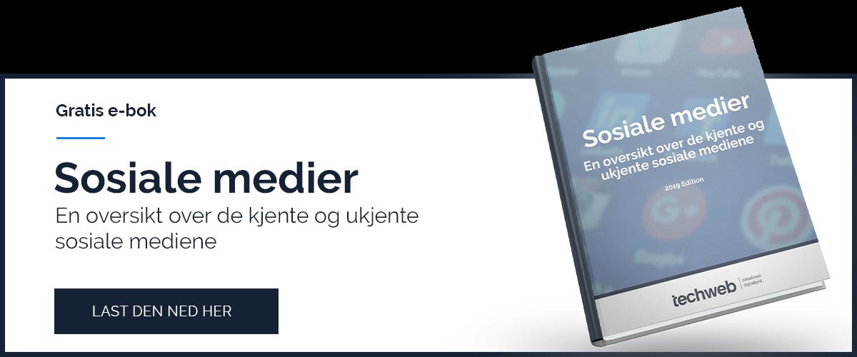 E-bok: Sosiale medier