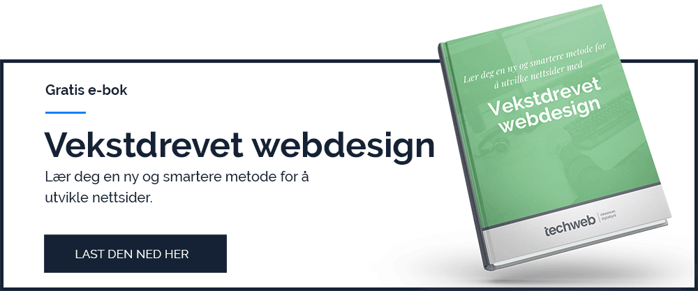 Sjekkliste: Redesign av nettsiden