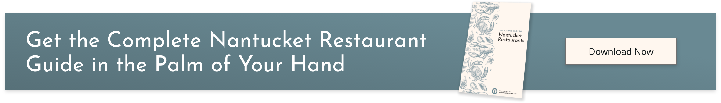 Nantucket Restaurants
