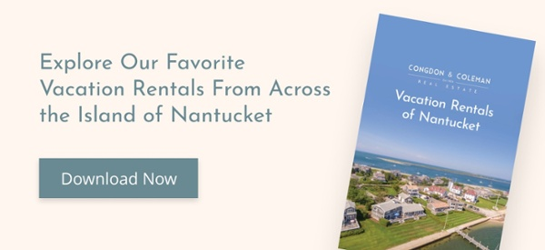 Congdon and Coleman Nantucket Real Estate