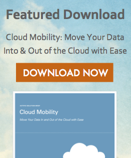 Solution Brief: Actifio for Cloud Mobility