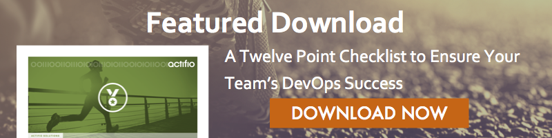 Featured Download - A 12 Point Checklist to Ensure Your Team