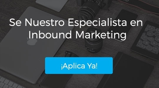Se Nuestro Especialista en Inbound Marketing