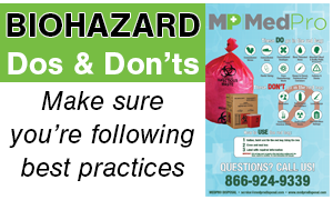 MedPro medical waste disposal company