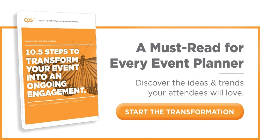 Transform Your Event into an Engagement with this eBook