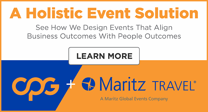 CPG and Maritz Travel