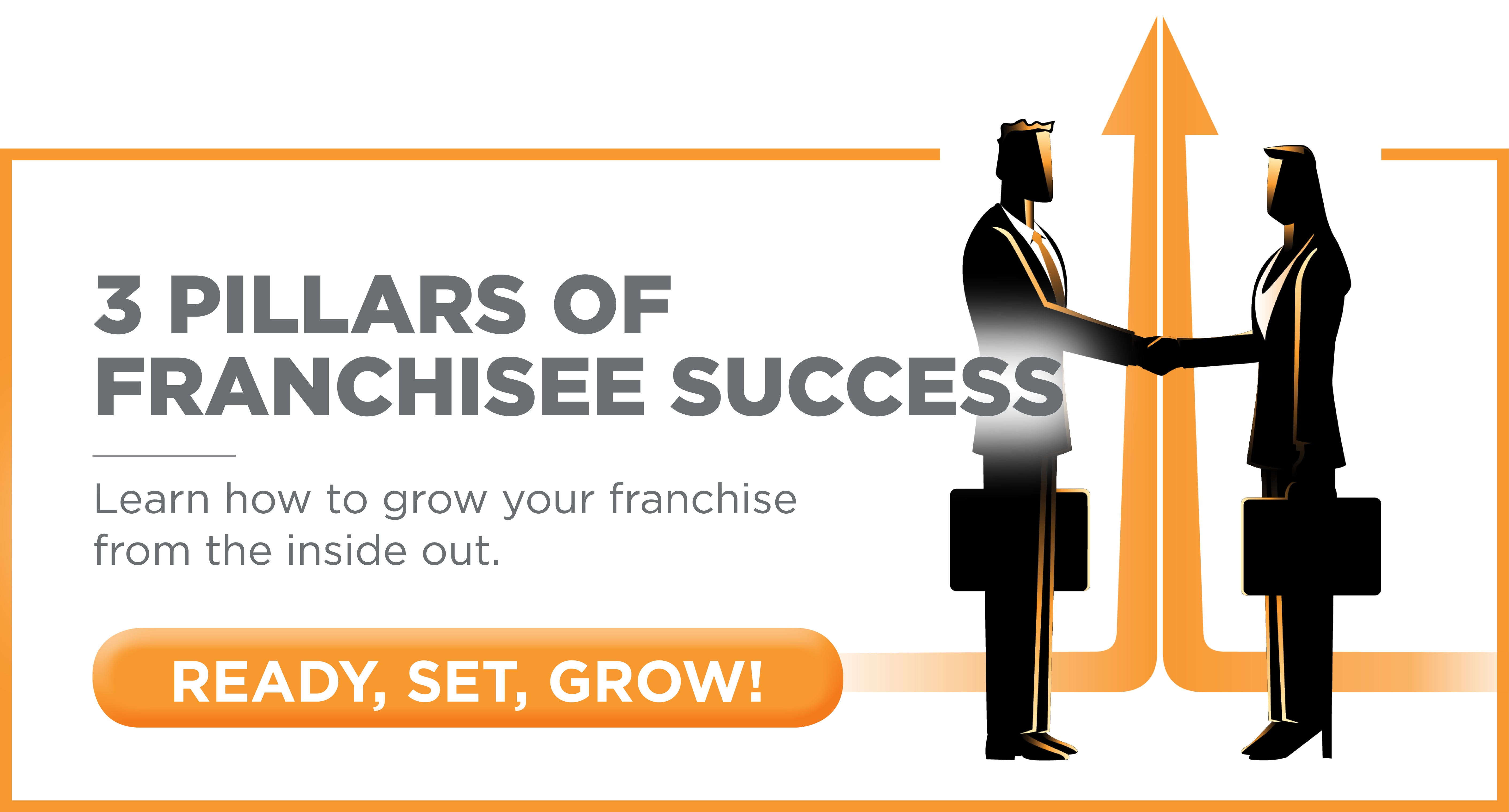 Learn the 3 Pillars of Franchisee Success