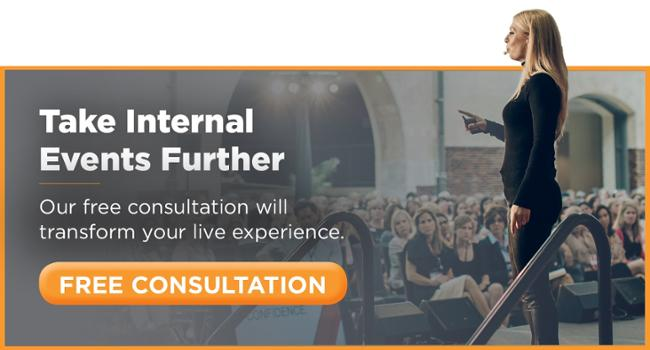 Free Event Consultation from CPG