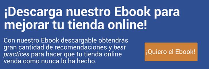Descarga nuestro ebook para mejorar tu tienda online