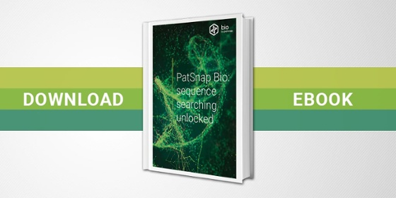PatSnap Bio eBook cover download