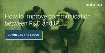 Download the eBook: Improving communication between R&D and IP