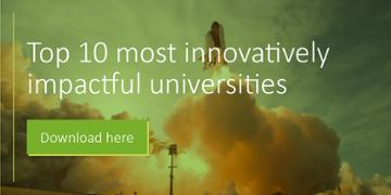 Download the top 10 most innovatively impactful universities