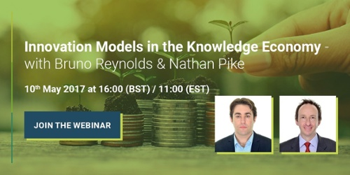 Oxentia webinar on innovation models