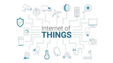 IoT—internet of things IP overview
