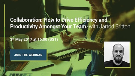 Jarrod webinar on collaboration