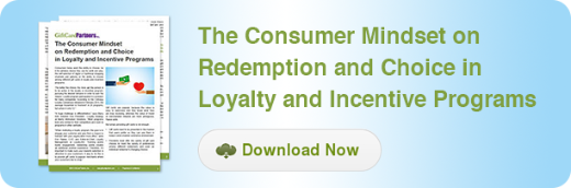 White Paper Download - Consumer Mindset on Redemption & Choice in Loyalty and Incentive Programs