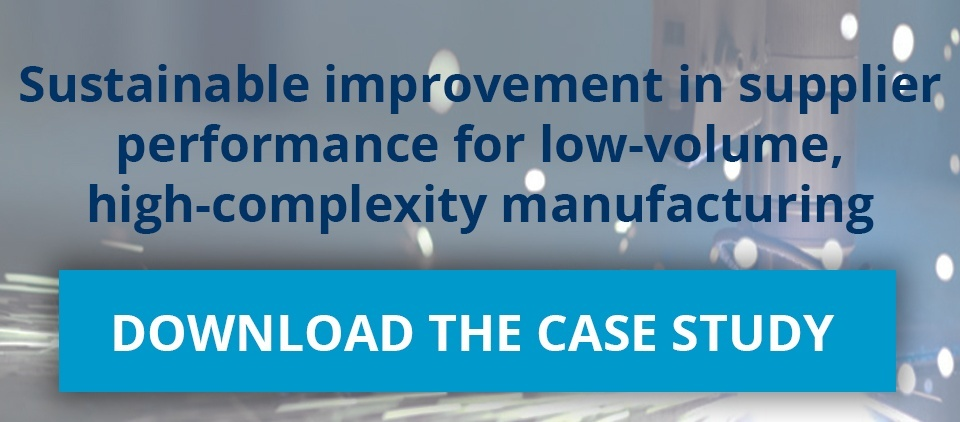 improving manufacturing performance