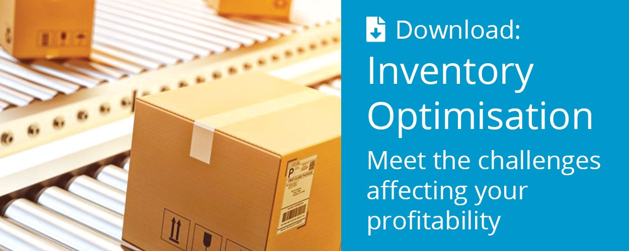 Download the guide to Inventory Optimisation