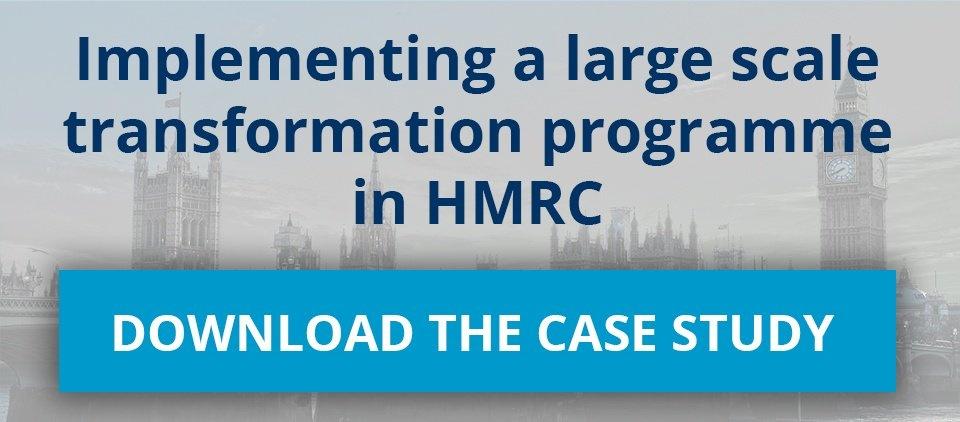transforming hmrc