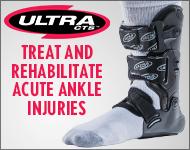 Ultra CTS Ankle Brace