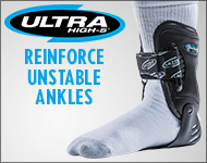 Ultra High 5 Ankle Brace