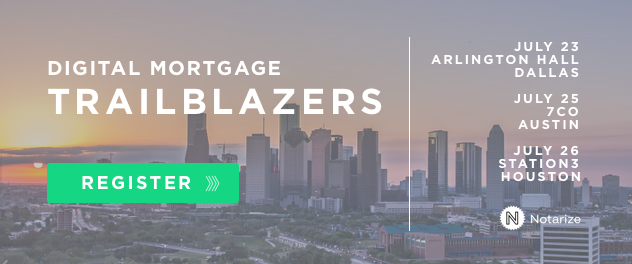 digital mortgage trailblazers real estate event series