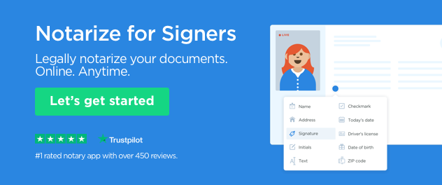 Notarize for Signers