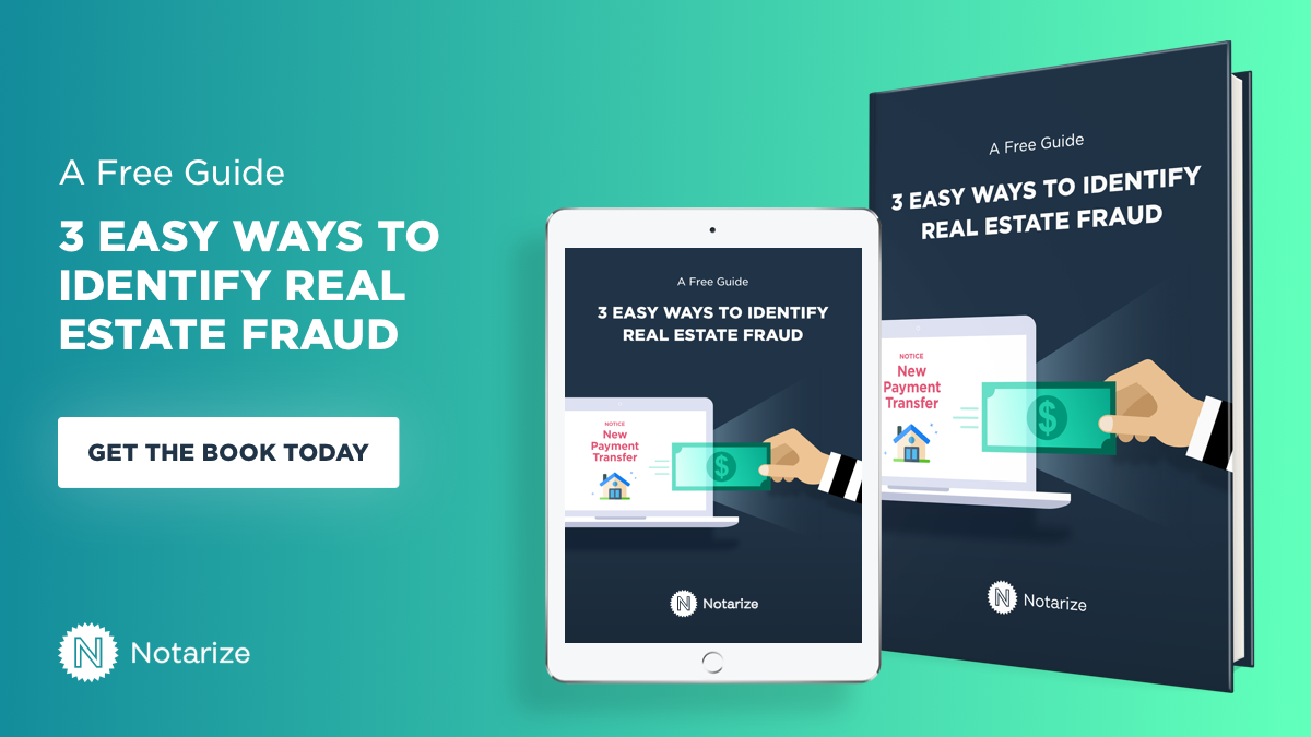 Download our free guide: 3 Easy Ways to Identify Real Estate Fraud