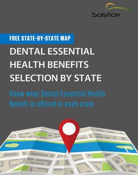 Dental EHB Map
