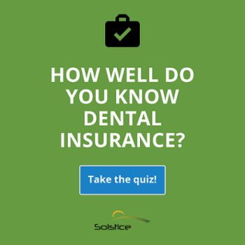 dental insurance quiz for brokers
