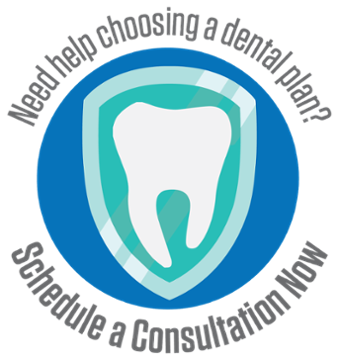 We can help you find the right dental plan.  Click here for more info!
