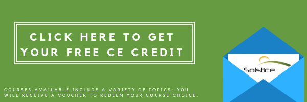 Click here to get your free CE credit