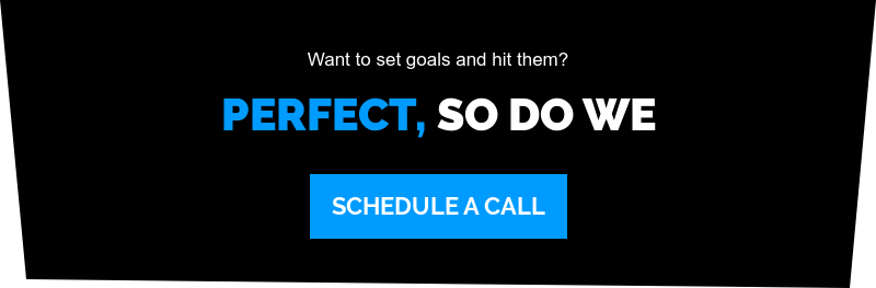 Want to set goals and hit them?  Perfect, So Do We Schedule a Call