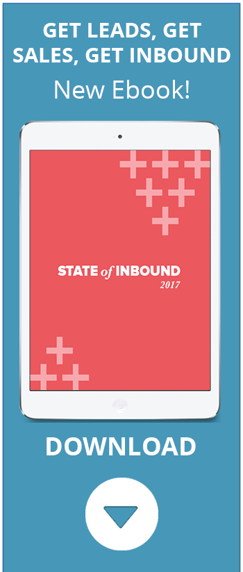 Download 2017 State of Inbound Report from Cohort Marketing