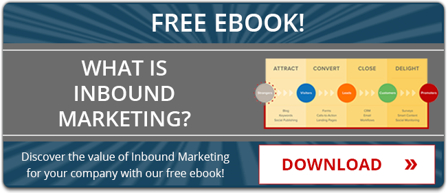 Download our ebook What Is Inbound Marketing?