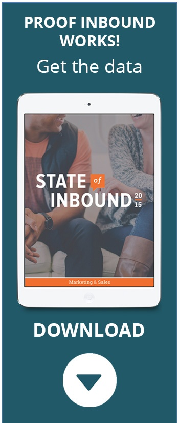 Download 2015 State of Inbound Report from Cohort Marketing