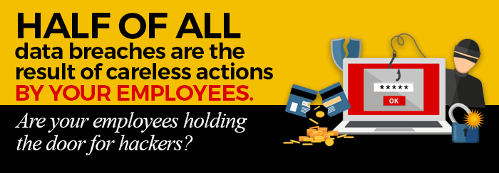 Even WITH great security infrastructure, your employees could cause a breach [free eBook]