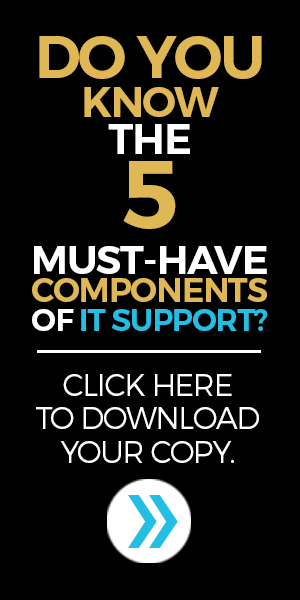 Free Checklist - 5 Must-Have Components of IT Support