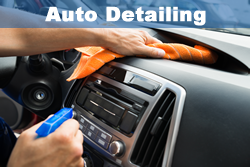 Auto Detailing in Little Rock