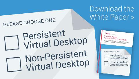 persistent virtual desktop