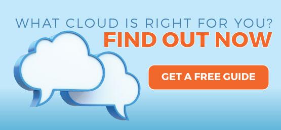 Download our Whitepaper Public, Private, or Hybrid Cloud