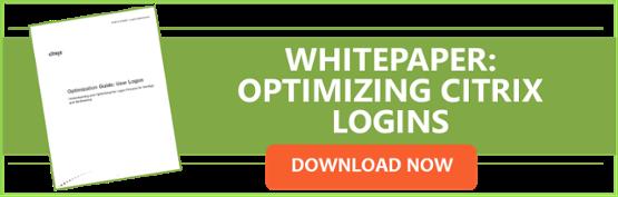 Optimizing Citrix Login WP