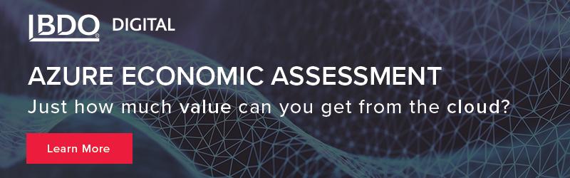 Insight CTA - Cloud - Cloud Economic Assessment