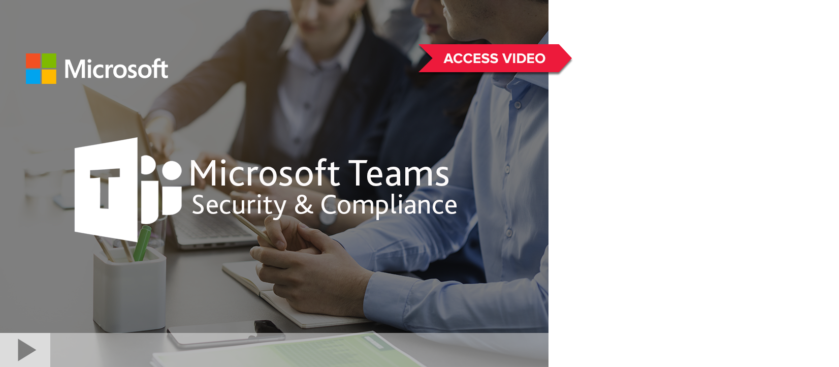 Teams security and compliance demo
