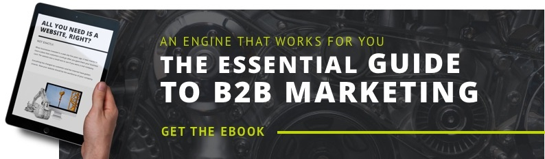 Download the essential guide to b2b marketing