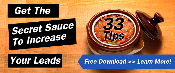 SEO Secret Sauce Tips