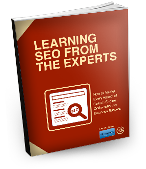 Book Cover of Learning SEO From Experts
