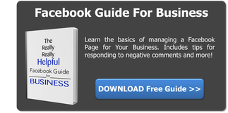 Facebook Guide for Business, free