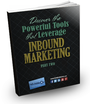 book cover of discover the inbound marketing tools