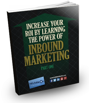 book cover of power of inbound marketing
